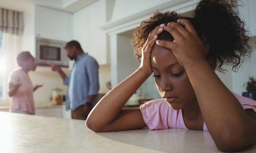 Wie viel Streit Kinder mitkriegen dürfen