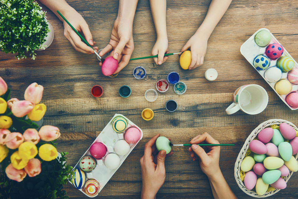 Ideen: Ostern mit allen Sinnen erleben