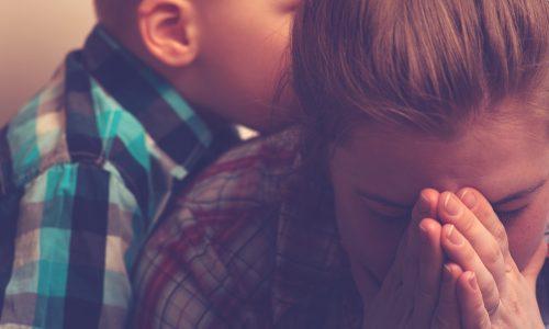 Mit dieser Frage rettet ein 6-Jähriger die Ehe seiner Eltern