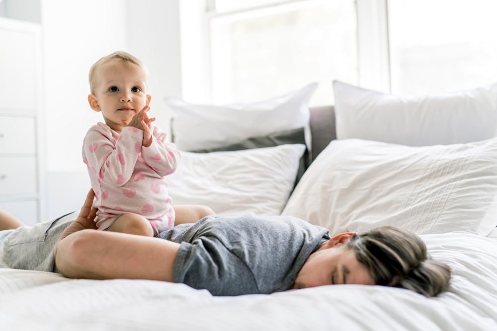 7 Dinge, die man Schlafentzug leidenden Eltern nicht sagen sollte