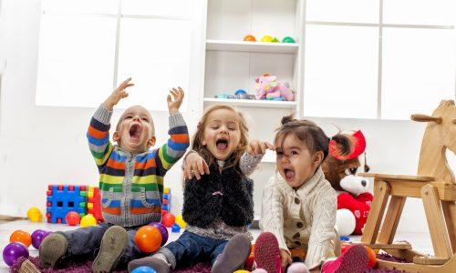 Muss ich mich für den Lärm meiner spielenden Kinder entschuldigen?