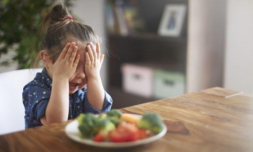 Geschmacksknospen: Darum mögen Kinder keinen Brokkoli