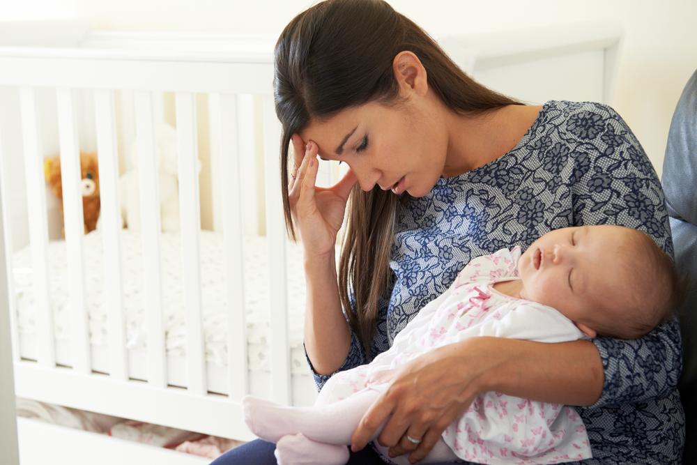 Anti-Stress: 6 Tipps zur Entspannung für gestresste Mütter