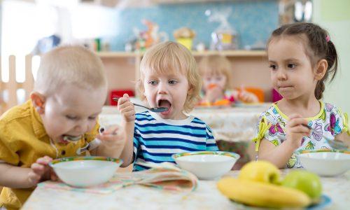 Kritiker warnen vor Mangelernährung an veganer Kita