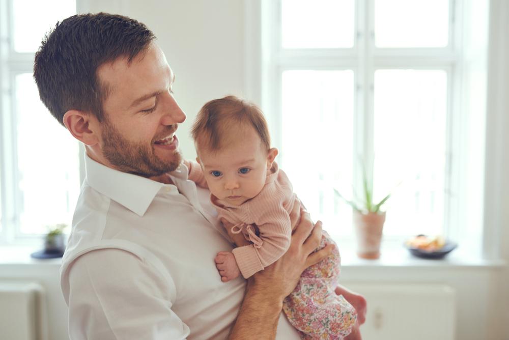 Familie: 5 Anzeichen, dass dein Partner ein guter Papa sein wird