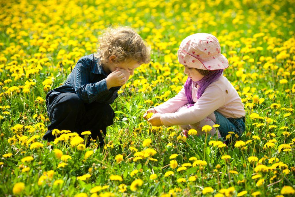 8 Dinge, die ihr mit euren Kindern im Frühling unternehmen könnt