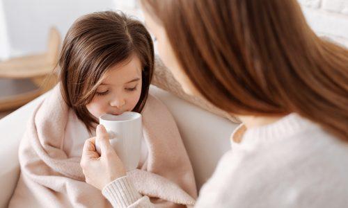 Bald wieder gut: Die besten Hausmittel für Kinder und Babys