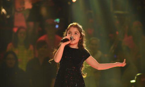 """""""The Voice Kids""""-Finale: Anisa aus Team Mark gewinnt"""