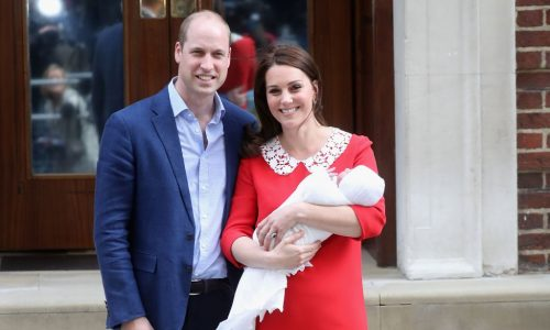 William & Kate Baby-Name: So heißt ihr drittes Kind