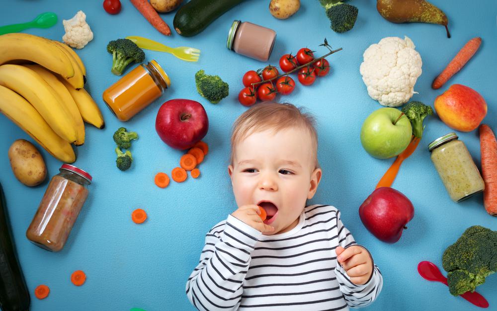6 Dinge, die man bei selbstgemachter Babynahrung beachten sollte