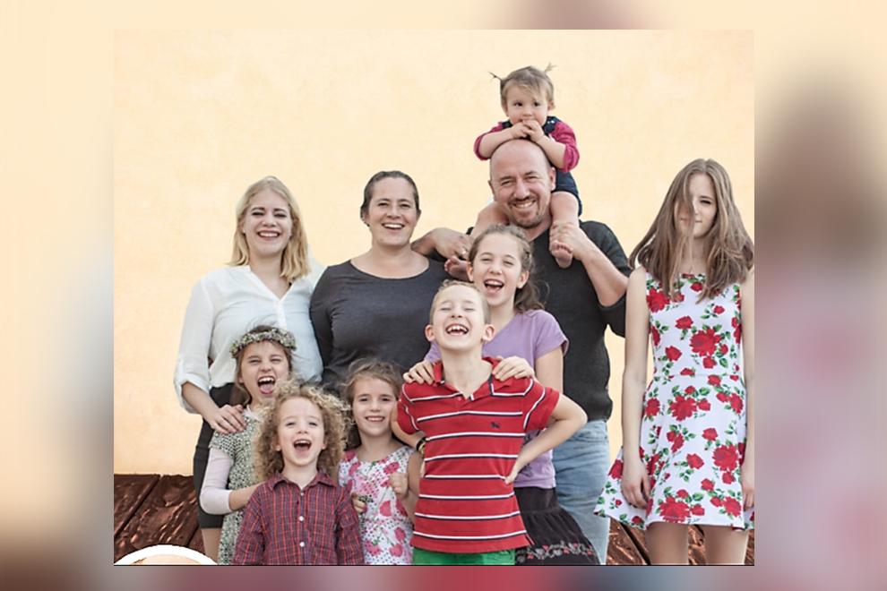 Diese Familie schickt ihre Kinder absichtlich nicht in die Schule