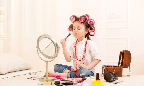 Make up bei Kindern: Wie jung ist zu jung?