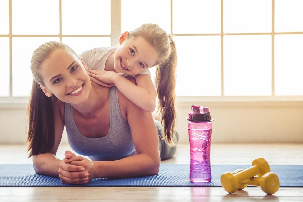Diese 8-jährige ist bereits ein Fitnessstar auf Instagram