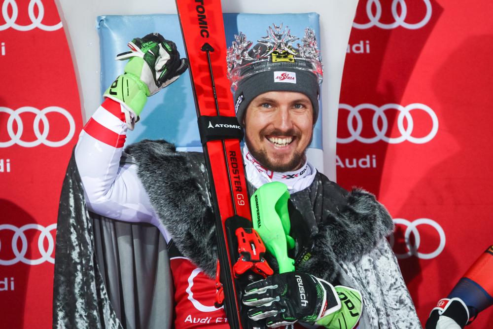 Happy News: Marcel Hirscher bekommt Nachwuchs!