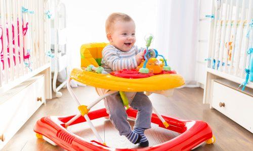 Deshalb sollen Lauflernhilfen schädlich für dein Baby sein