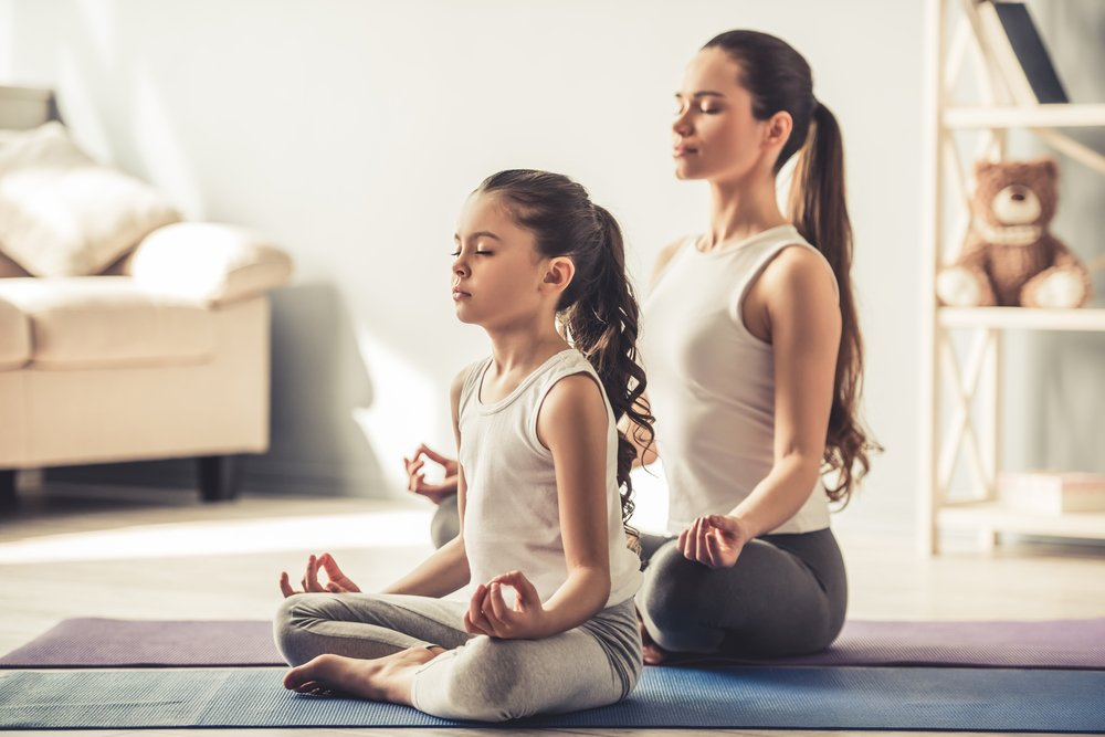 Warum Kindern Yoga gut tut