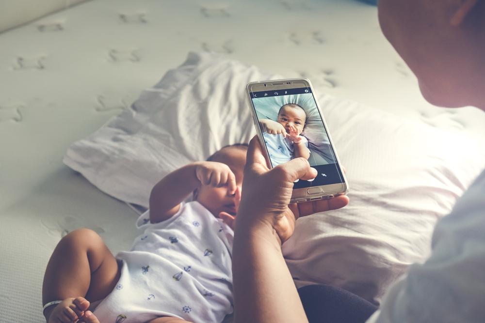 Diese 5 Fotos solltest du unbedingt von deinem Baby machen