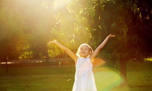 Happy Kid: 12 Wege zu einer glücklichen Kindheit Teil 1
