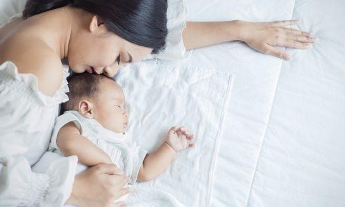So sieht der Alltag einer frischgebackene Mutter wirklich aus