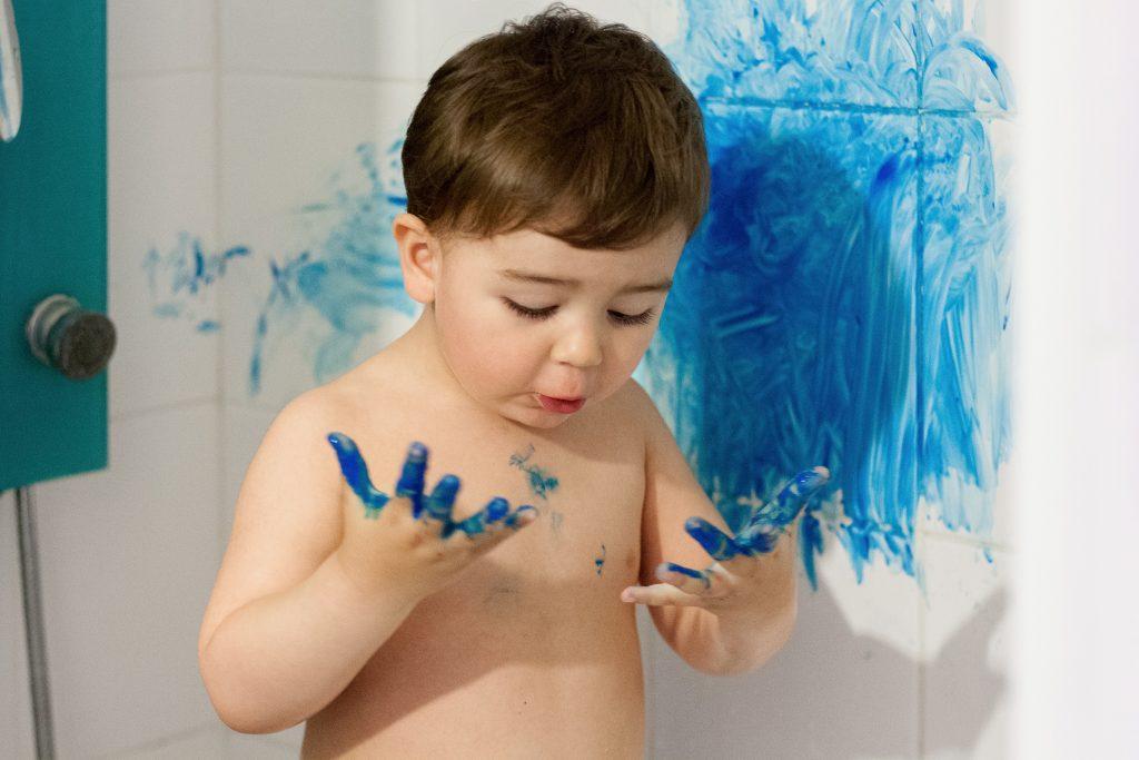 10 Dinge, die man nur als Kleinkind machen kann