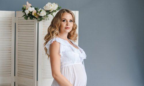 Warum schwanger sein schön macht
