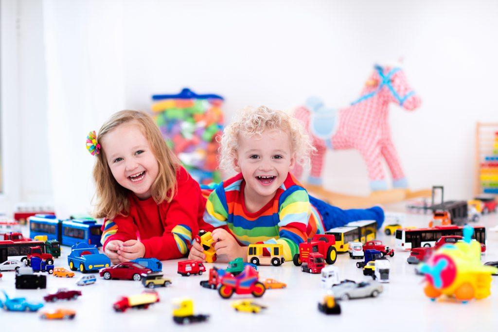 4 Tricks Die Das Kinderzimmer Entrumpeln Leichter Machen