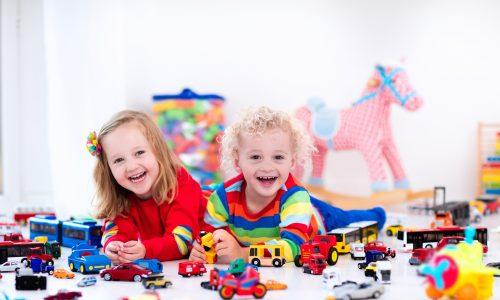 4 Tricks, die das Kinderzimmer-Entrümpeln leichter machen