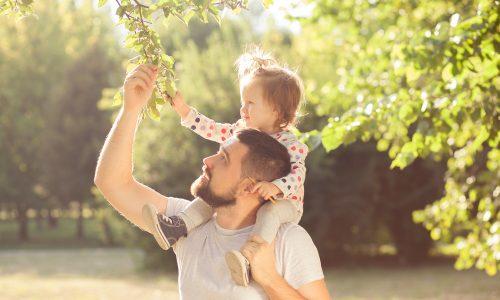 Das können Papas tun, wenn das Kind nur zu Mama will
