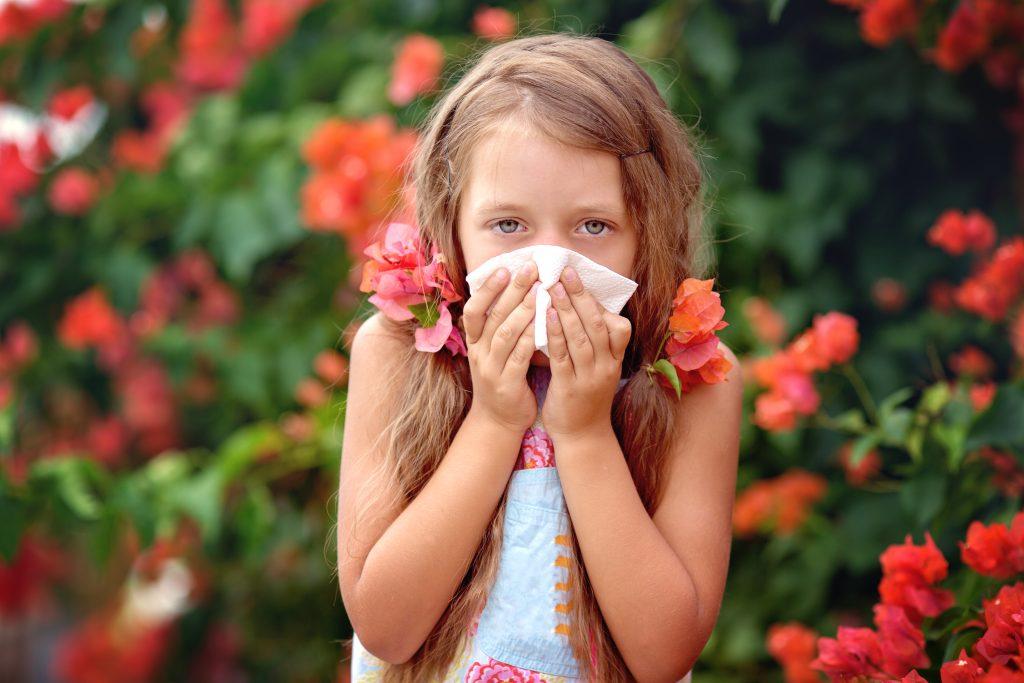 Diese Anzeichen deuten auf eine Allergie hin