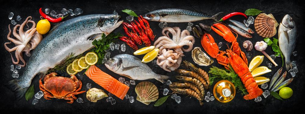 Wer Meeresfrüchte isst, kann schneller schwanger werden