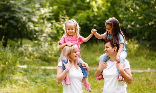 Cool Mums Don't Judge: Diese Bewegung plädiert für mehr Toleranz unter Müttern
