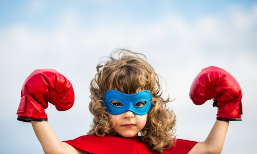 6 Gründe, warum Kleinkinder hauen