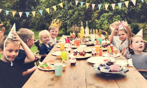 Diese 5 Dinge dürfen auf einem perfekten Kindergeburtstag nicht fehlen