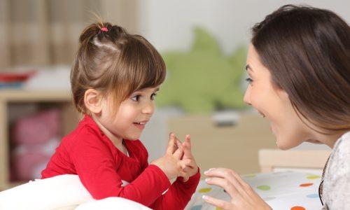 Bilinguale Erziehung