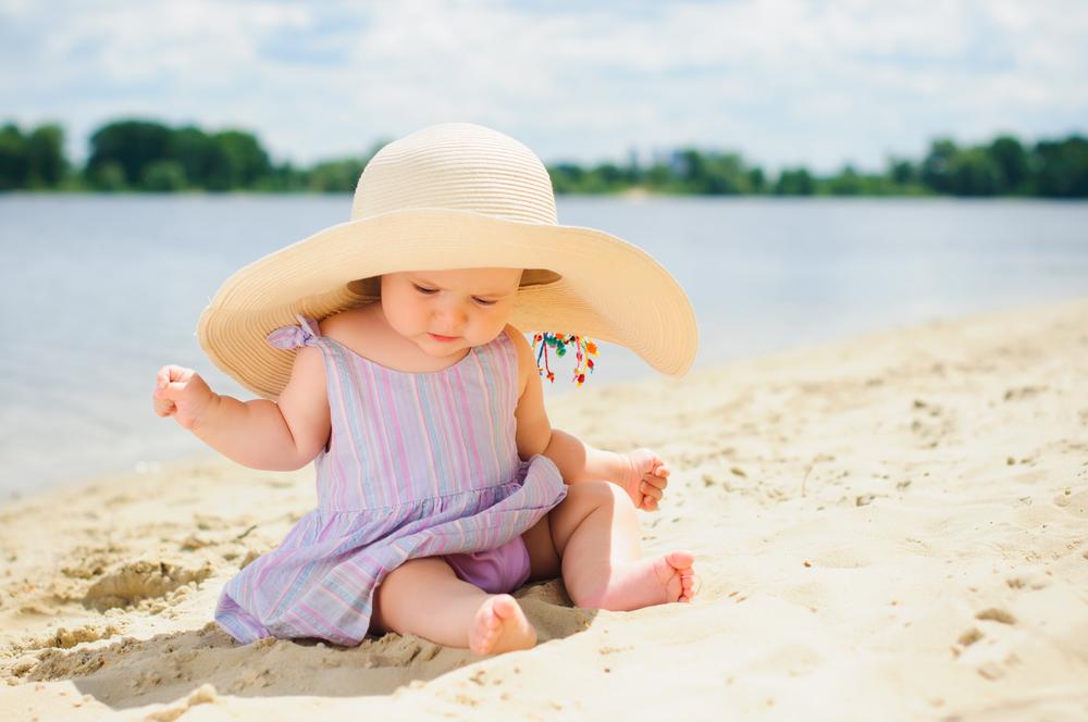 Das sind die süßesten Sommeroutfits für Babys