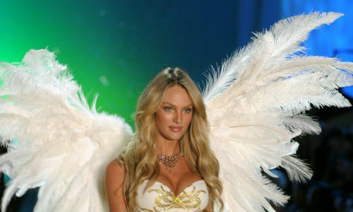 Candice Swanepoel kontert gegen böse After-Babybauch-Kommentare