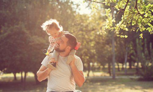Warum Väter gut getarnte Superhelden sind