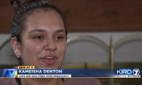 Diese Frau wurde wegen ihrer Schwangerschaft gefeuert
