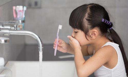 Zähneputzen: Müdigkeit ist die Ausrede Nummer 1