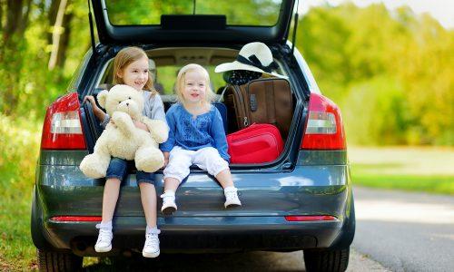 Autofahren mit Kleinkindern: Warum doch immer alles anders kommt, als geplant
