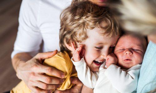 Wieviel Nähe braucht ein Baby?