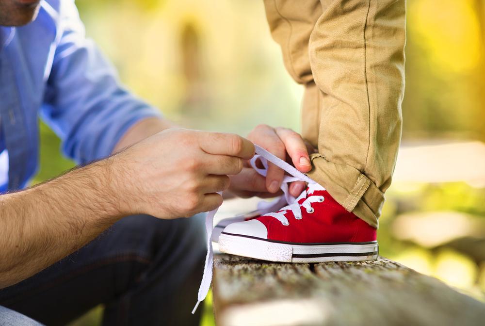 5 Mythen rund um den Kinderschuh