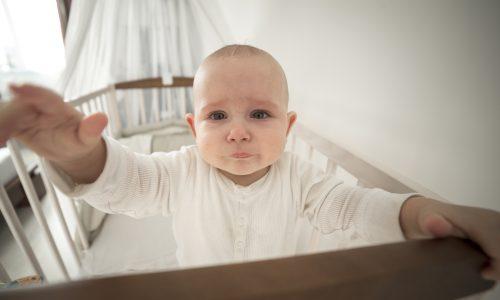 Baby mit Gespür: 10 Monate alter Sohn verhindert Einbruch
