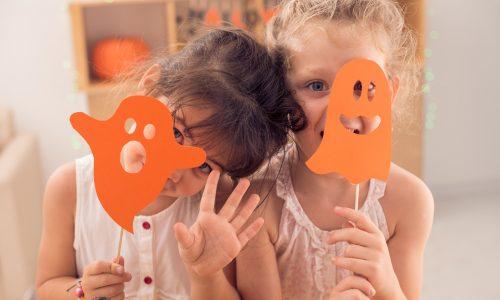 Diese 5 Dinge dürfen bei einer Kinder Halloweenparty nicht fehlen