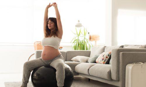 Fitnesstipps für Schwangere und junge Mütter