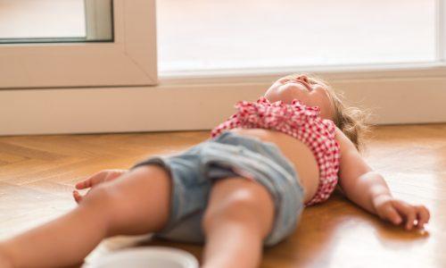 Geheimrezept: So kannst du (fast) jeden Tobsuchtsanfall deines Zweijährigen verhindern