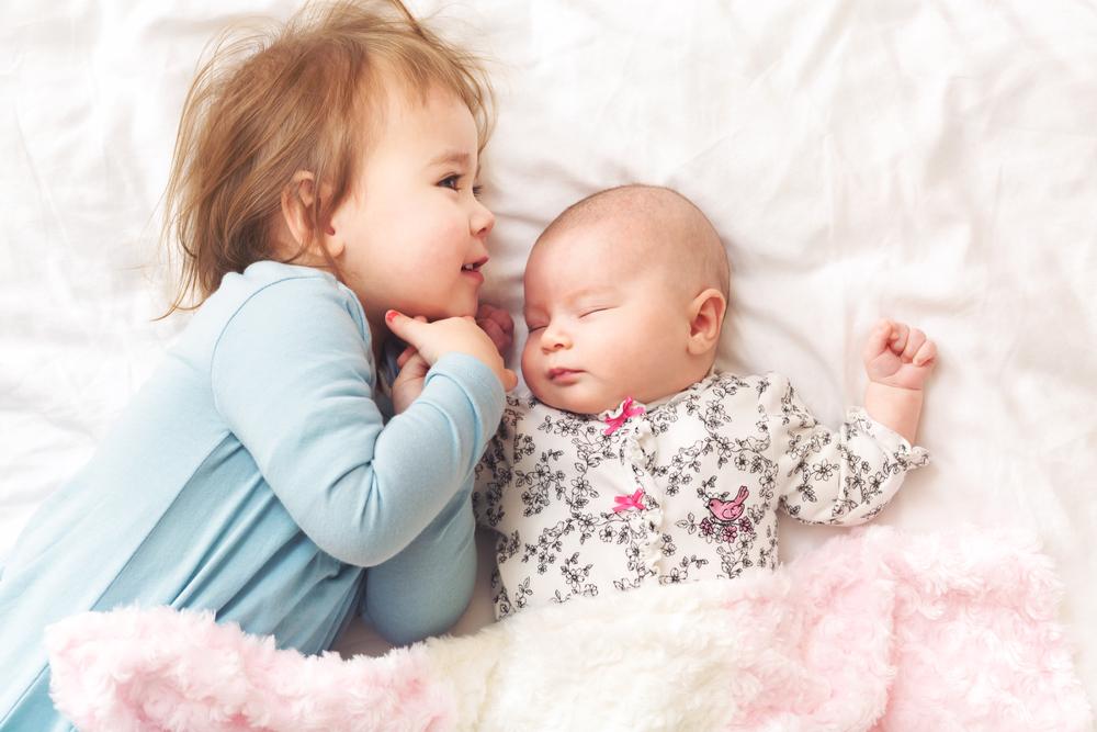 7 Dinge, die sich bei Kind Nummer zwei ändern