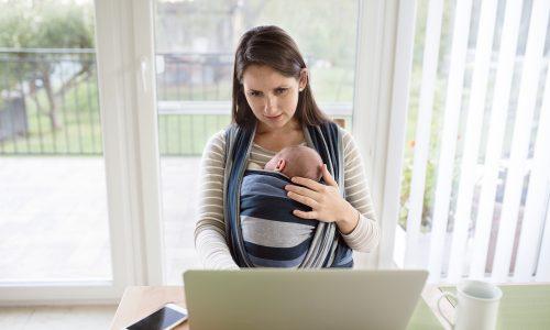Studie: Männliche Führungskräfte mit Kindern haben oft Vorurteile gegen Mütter