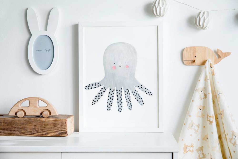 5 süße Deko-Ideen für das Kinderzimmer