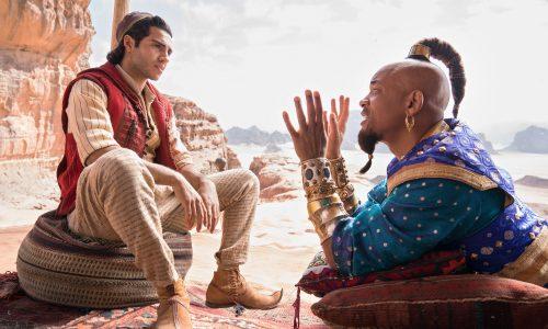 Aladdin: Disney veröffentlicht ersten Trailer in voller Länge